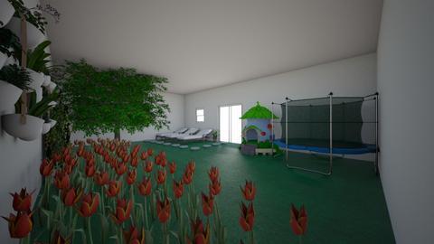 Indoor garden - Garden  - by Katie245