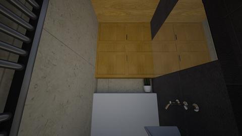 New height split 2 - Bathroom - by RachDyer