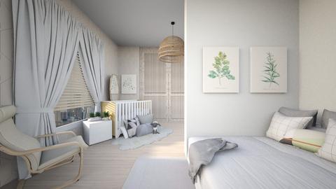 nursery - Kids room  - by brightlife