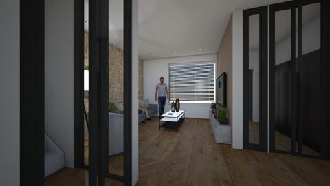 benedictijnenstraat 50 - Living room  - by Ketema