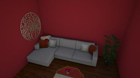 Valentines Living - Living room  - by Rabbit238