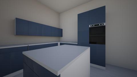 casa callo - Modern - Kitchen  - by nestorrivas96