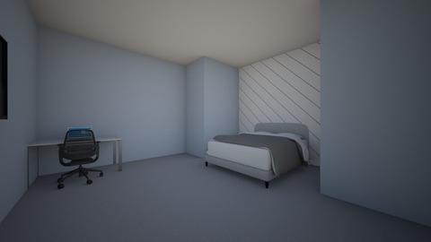 guest room - Bedroom  - by kaylasus