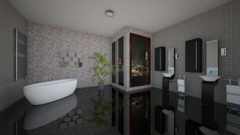 Modern Bathroom - Bathroom  - by Evihun