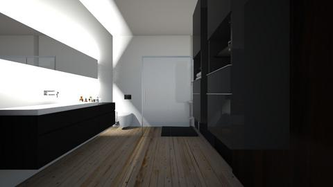 Le Badezimmer - Bathroom  - by Timo Marti