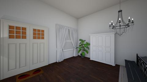 bedroom - by khend22