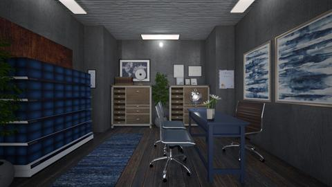 first office - Office  - by allday08