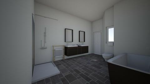 bathroom - by abby_dance123