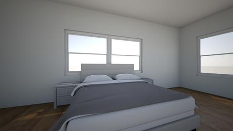practica 4 - Bedroom  - by anna penalva