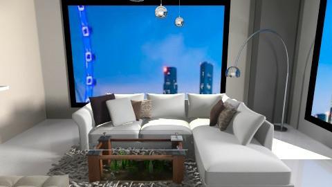 break time - Living room - by nonipuspita