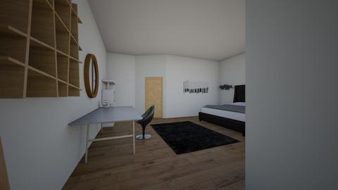 maria - Bedroom  - by maaarraakii