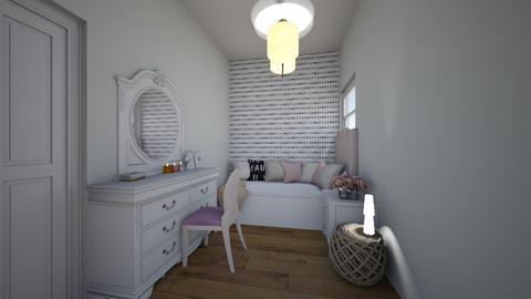 Cozy room - Bedroom  - by malooriginal