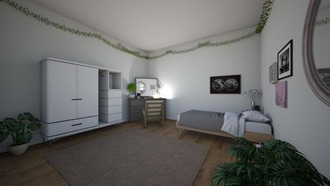 bedroom - Vintage - Bedroom  - by yunahuntjens