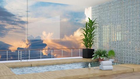 Indoor pool - by kiwimelon711