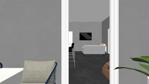 student house  - Modern - Bedroom  - by milouroomtour