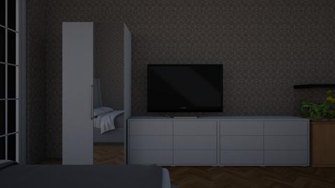 Petr pokoj2 - Bedroom - by Sebasty
