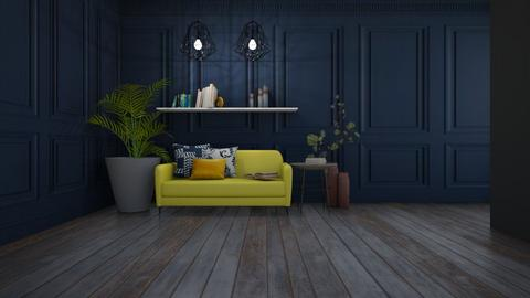 Chill Mood Remix - Minimal - Living room  - by KittyKat28