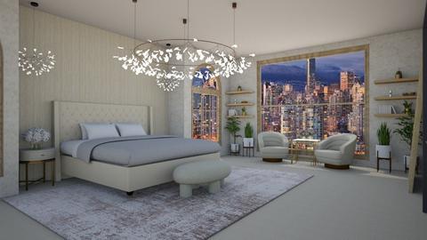 Blurry bedroom - Bedroom  - by Zoe Bailey
