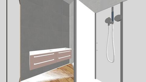 Denah SA - Bathroom  - by andrawan