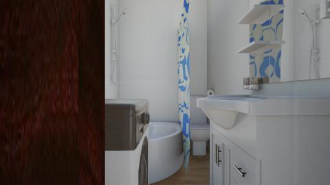 po4tiii - Glamour - Bathroom - by Milena ART