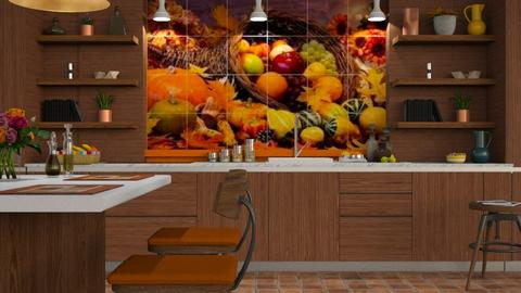 M_APK - Kitchen  - by milyca8