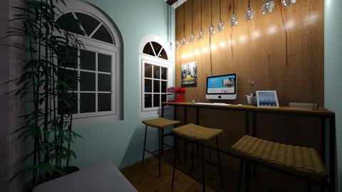 Coffee office - Office  - by Hannah_Nguyen