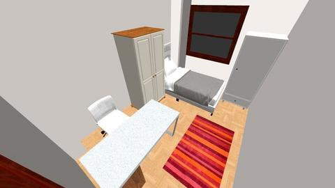 Oda1 - Bedroom  - by basezengoz