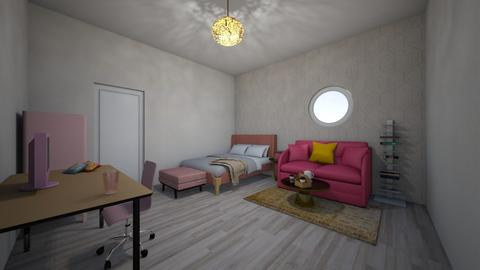 passion project 2 - Kids room  - by 0249569