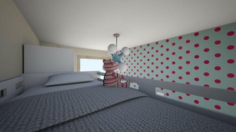 11 - Classic - Kids room  - by JWS23