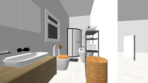 new bathroom - Modern - Bathroom  - by hanisafiqah15