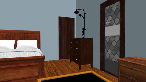 Abba Room - Modern - Bedroom  - by obaidcse