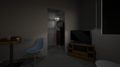 Living room to hall - by Earvette