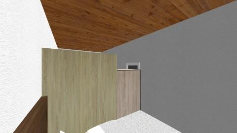 room - Bedroom - by sara room horse