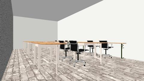 Training meeting Room V1 - Office  - by JanjyEiei