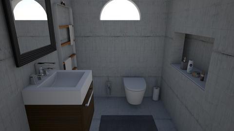 toilet - Bathroom  - by KathyScott