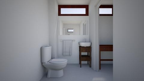 mariana - Vintage - Bathroom  - by pautrabucc