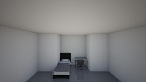 room - Modern - Bedroom  - by K1r126