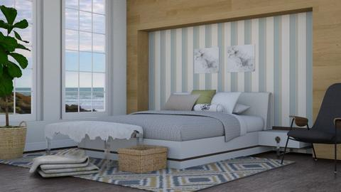 Beach Light - Modern - Bedroom  - by millerfam