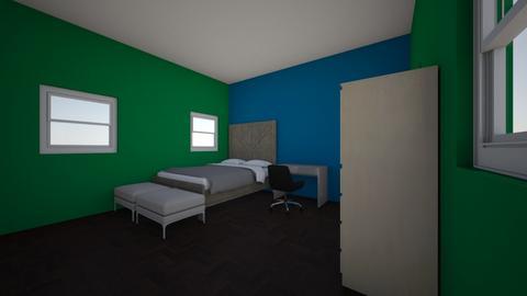 Devins Room  - Bedroom  - by devinhewston25