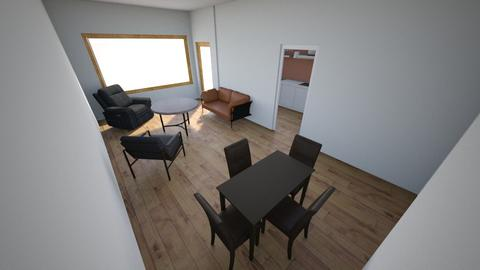 De Goede Hoop 9 - Living room  - by Jochem T