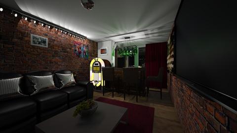House Bar - by SammyJPili