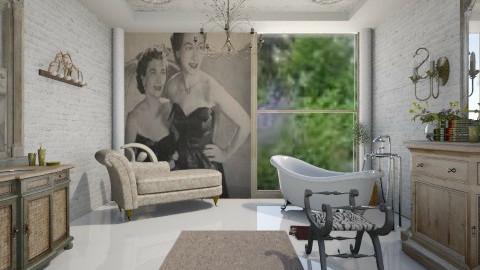 design2 - Bathroom  - by nouran1234