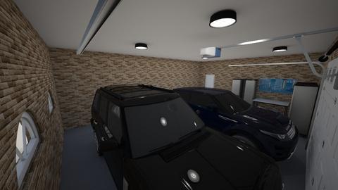 My garage - by orlandoc
