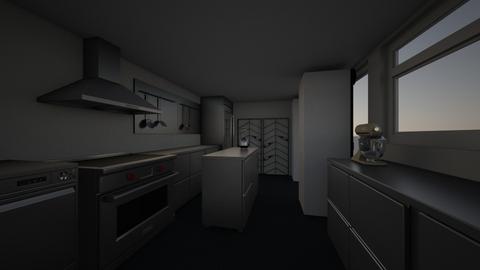 Aperoni20210520 - Minimal - Kitchen  - by Beata19730910