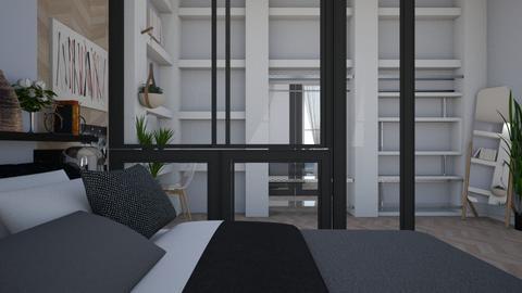 Bedroom 1 - Bedroom - by Farah Kh