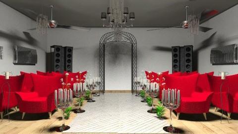 wedding hall - Classic - by dj22may