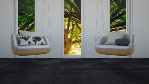 Rise - Living room - by Vanessa Aubrey