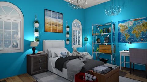 Kids Bedroom - Kids room  - by hspooner26