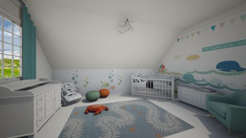 rowans world - Kids room  - by miadesign