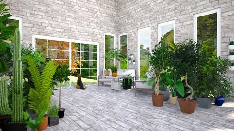 garden room - by IESdesign